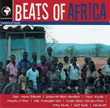 BEATS OF AFRICA - VARIOUS ARTISTS / CD (MOM 210)