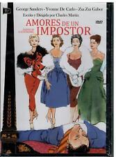 Amores de un impostor (Death of a Scoundrel) (DVD Nuevo)