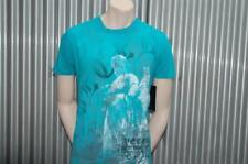 Ve'cel S/S Tattoo Vintage T-Shirt Aqua Vecel $65 M