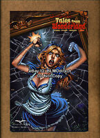 1 2008 Tales From Wonderland Alice Nakayama Variant A NM- 1st Print Grimm Fairy