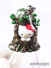 [New] Sanrio Hello Kitty YAKUSHIMA TREE Charm Mascot Netsuke Cell Phone Strap