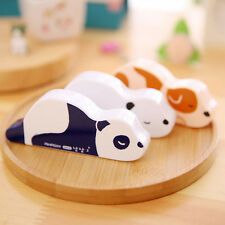 1x Animals Roller Correction Tape White Out School Office Supply Stationeryerv
