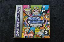Wario Ware Inc Nintendo Game Boy Advance Boxed