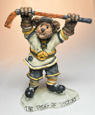 Boyds Bears: Blade Hattrick He Shoots - First Edition 1E/298 - # 228357
