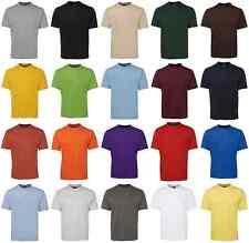 Mens Plain T-Shirt 1HT | Cotton Tee Shirt, S M L XL 2XL 3XL 4XL 5XL Tshirt, Tees