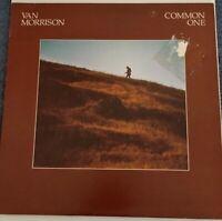 """Van Morrison 12 Inch Vinyl LP """" Common One """""""