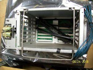 ABB DSQC 330 COMPUTER BACKPLANE SLOT RACK , 3HAB 6372-1