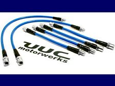 UUC Stainless Steel Brake Line Set - E36 / E34 / E28 / E24 / E32