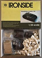 AZIMUT PRODUCTION IRONSIDE IR 001 - FLAMMPANZER II (SdKfz 122) - 1/35 KIT