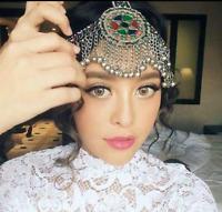 Maatha Patti Kuchi Pashtun Headdress , Afghani Afghan Bellydance Jewellery