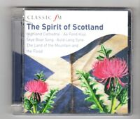 (IQ274) Classic FM: The Spirit Of Scotland - 2010 CD