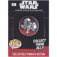 Funko Collectible Pinback Buttons - Star Wars Episode 7 - FN-2199 (1.25 inch)