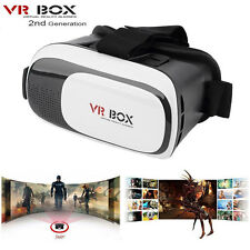 VR BOX 3D 2nd Gen VR BOX Virtual Reality Glasses For Android iPhone 6/6S Plus+