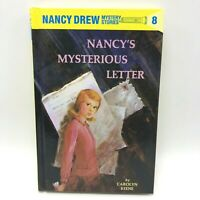 Nancy Drew Mystery #8 Nancy's Mysterious Letter Flashlight HC