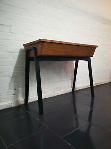 Vintage Mid Century 1950/60's Oak Desk