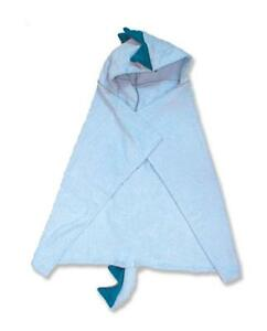 Trend-Lab Character Premier Hooded Towel, Blue Dinosaur