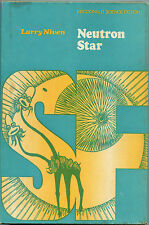 Fiction: NEUTRON STAR by Larry Niven. 1969. Signed 1st UK edition. 1st hardcover