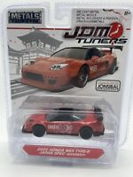 Jada JDM Tuners 2002 Honda NSX Type R Japan Spec Widebody Red 1/64 FREE SHIPPING