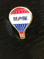 Vintage Collectible Remax Balloon Colorful Metal Pinback Lapel Pin Hat Pin