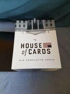 House of Cards - Die komplette Serie 23 Blu-Ray Discs Staffel 1, 2, 3, 4, 5, 6