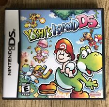 Yoshi's Island Ds-  (Nintendo Ds) Complete W/box & Manual !