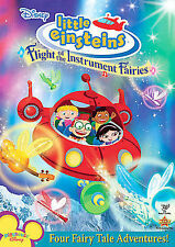 Disneys Little Einsteins: Flight of the Instrument Fairies (DVD, 2008)