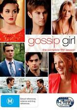 GOSSIP GIRL : SEASON 5 (DVD, 2012, 5-Disc Set) REGION 4 (FREE POST)