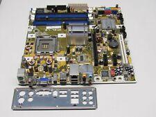 ASUS IPIBL-LB Desktop Intel System/Motherboard Socket LGA 775 with I/O Plate