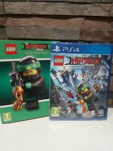 PS4 PLAYSTATION 4 : LEGO THE NINJAGO MOVIE GAME - UK ***NEW/SEALED