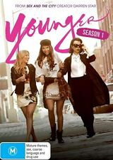 Younger : Season 1 (DVD, 2017, 2-Disc Set) NEW