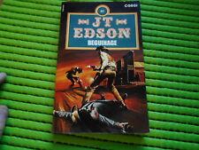 Vintage Western Book J T Edson  Beguinage