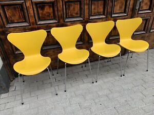 1/4 Original Fritz Hansen Arne Jacobsen Serie 7 Designerstuhl