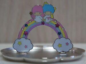 2009 Sanrio Little Twin Stars Accessory Holder/ Tray *Japan