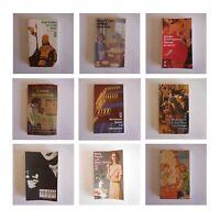 9 Novelas Policiaca Oppel Keane Crosby Bordes Baker Wodehouse Pym Sedley N3511
