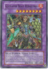 Yugioh Gladiator Beast Budget Deck #3 - Test Tiger - Gyzarus - Darius - 42 Cards