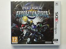 Metroid Prime Federation Force -  Nintendo 3DS - Neuf