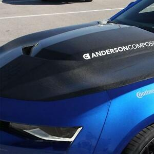 16-17 Camaro Type-AZ Double Sided Carbon Fiber Hood AC-HD16CHCAM-AZ-DS