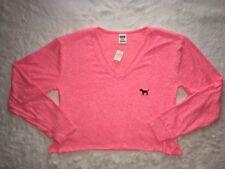 Victorias Secret VS PINK Super Soft Cropped Crew Size M