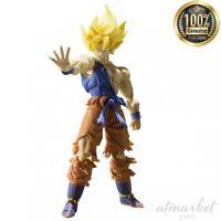 BANDAI Figure Dragon Ball Super Saiyan S.H.Figuarts Son Goku warrior from JAPAN