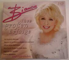 Bianca CD Box Set Ihre Groben Erfolge German RARE VHTF Successes Vtg 2004