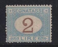 1870 - L.2 buono stato, gomma integra, Certificato Colla - lotto 499