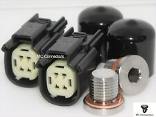 O2 Sensor Eliminator Plug Kit for Harley Davidson Sportster Models 2014 - 2020