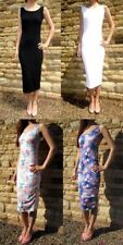 Tall Cotton Calf Length Dresses for Women