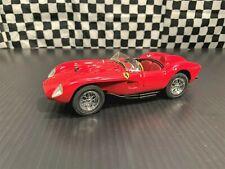 Danbury Mint 1958 Ferrari 250 Testa Rossa - Rossa Chario - 1:24 Diecast Boxed