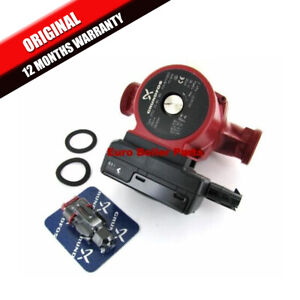 Grundfos UPS2 25-80 180 A+ Domestic, Light Commercial Heating Circulating Pump