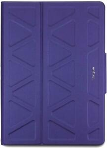 "Targus Pro-Tek 9 ""- 10"" Hands-Free Rotating Universal Tablet Case - Blue - New"