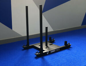 DOG SLED / PROWLER SLED CROSFIT WEIGHT SLED / STRENGTH SLED PUSH / PULL GYM