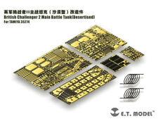 ET Models 1/35 British Challenger 2 Main Battle Tank Detail-up for Tamiya 35274