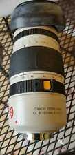 CANON ZOOM LENS CL 8-120 MM 1:1.4-2.1