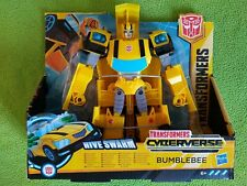Transformers Cyberverse Ultra Class: Bumblebee 18cm Hasbro 2017 NEW Sealed